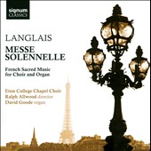 Langlais: Messe Solenelle