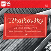 Tchaikovsky: Viktoria Postnikova
