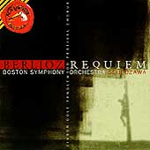 Berlioz: Requiem / Seiji Ozawa, Boston Symphony Orchestra