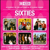 Various Artists: 6 X 6: Sixties: 120 Original Recordings [Box]