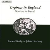 Orpheus In England: Dolwand & Purcell