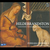 Hildebrandston / Instrumental & Vocal works of the Renaissance