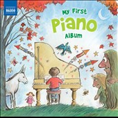 My First Piano Album / Piano music by Mozart for a young audience