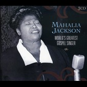 Mahalia Jackson: World's Greatest Gospel Singer [Box Set]