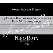 Nino Rota Centenary: Film Music, 1933-1979