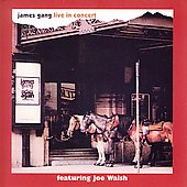 James Gang: Live in Concert