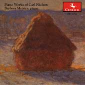Nielsen: Piano Works / Barbara Meister