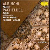 Pachelbel: Canon; Albinoni: Adagio; works by Bach, Handel, Purcell & Vivaldi / Orpheus CO