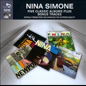 Nina Simone: Five Classic Albums Plus Bonus Tracks [Box]
