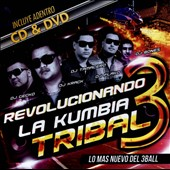 Various Artists: Revolucionando La Kumbia Tribal, Pt. 3