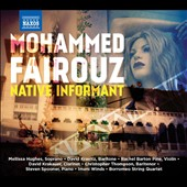 The music of Mohammed Fairouz (b.1985) / Rachel Barton Pine, violin; Mellissa Hughes, soprano; David Kravitz, baritone