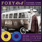 Various Artists: Foxy R&B: Richard Stamz Chicago Blues