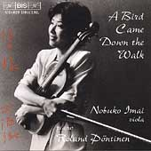 A Bird Came Down the Walk / Nobuko Imai, Roland P&ouml;ntinen