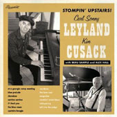 Kim Cusack/Carl Leyland: Stompin' Upstairs