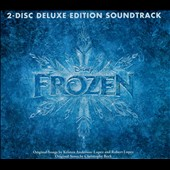 Original Soundtrack: Frozen [Original Motion Picture Soundtrack] [Deluxe Edition]