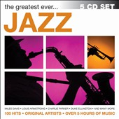 Various Artists: The Greatest Ever... Jazz [Box]