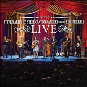 Edie Brickell/Steep Canyon Rangers/Steve Martin: Live [Blu-Ray + CD]