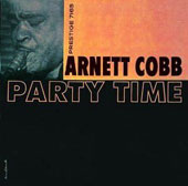 Arnett Cobb: Party Time