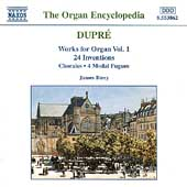 The Organ Encyclopedia - Dupr&eacute;: Works for Organ Vol 1 /Biery