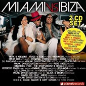 Various Artists: Miami vs Ibiza