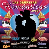 Various Artists: Las Gruperas Romanticas 2014, Vol. 2 [8/5]