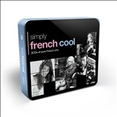 Various Artists: Simply French Cool