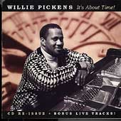 Willie Pickens: It's About Time