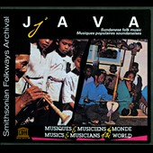 Various Artists: Java: Sundanese Folk Music [Digipak]