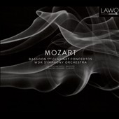 Mozart: Bassoon and Clarinet Concertos / Ole Kristian Dahl, bassoon; Thorsten Johanns, clarinet. WDR SO Cologne