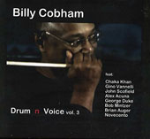 Billy Cobham/Novecento: Drum 'n' Voice, Vol. 3