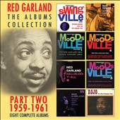 Red Garland: The  Albums Collection, Pt. 2: 1959-1961 [Box]