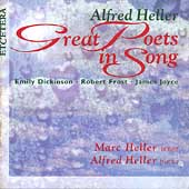 Alfred Heller - Great Poets in Song / M. & A. Heller