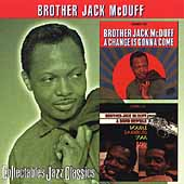 Jack McDuff: A Change Is Gonna Come/Double Barrelled Soul