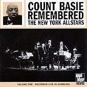 New York Allstars (Jazz): The Count Basie Remembered, Vol. 1