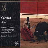 Bizet: Carmen / Pr&ecirc;tre, Cossotto, Domingo, Van Dam, et al