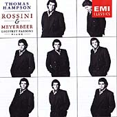 Rossini & Meyerbeer / Thomas Hampson, Geoffrey Parsons