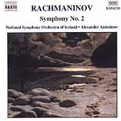 Rachmaninov: Symphony no 2 / Anissimov, Ireland National SO