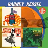 Barney Kessel: Breakfast at Tiffany's/Bossa Nova/Contemporary Latin Rhythms