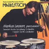 Markussion - Heavy Loaded Percussion Recital / Markus Leoson