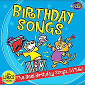 Kids Club Singers: Birthday Songs