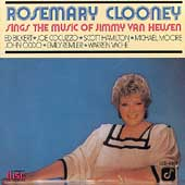 Rosemary Clooney: Sings the Music of Jimmy Van Heusen
