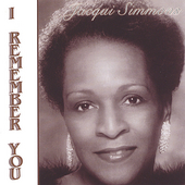 Jacqui Simmons: I Remember You
