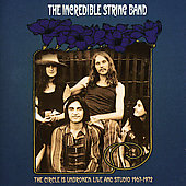 The Incredible String Band: From Chelsea to Toronto