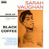 Sarah Vaughan: Black Coffee [Back Up]