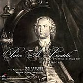 Pietro A. Locatelli - The Italian Music Master in Amsterdam