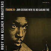 John Coltrane/John Coltrane & the Red Garland Trio/Red Garland/Red Garland Trio: Traneing In