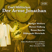 Mill&#246;cker: Der arme Jonathan, etc / Hager, R&#246;mer, Wohlers
