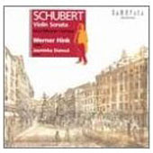 Schubert: Violin Sonata, etc / Werner Hink, Jasminka Stancul