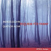 Mendelssohn: String Quartets, etc / Alcan String Quartet