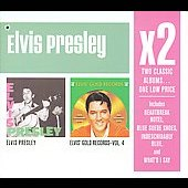 Elvis Presley: Elvis Presley/Elvis' Gold Records, Vol. 4 [Box]